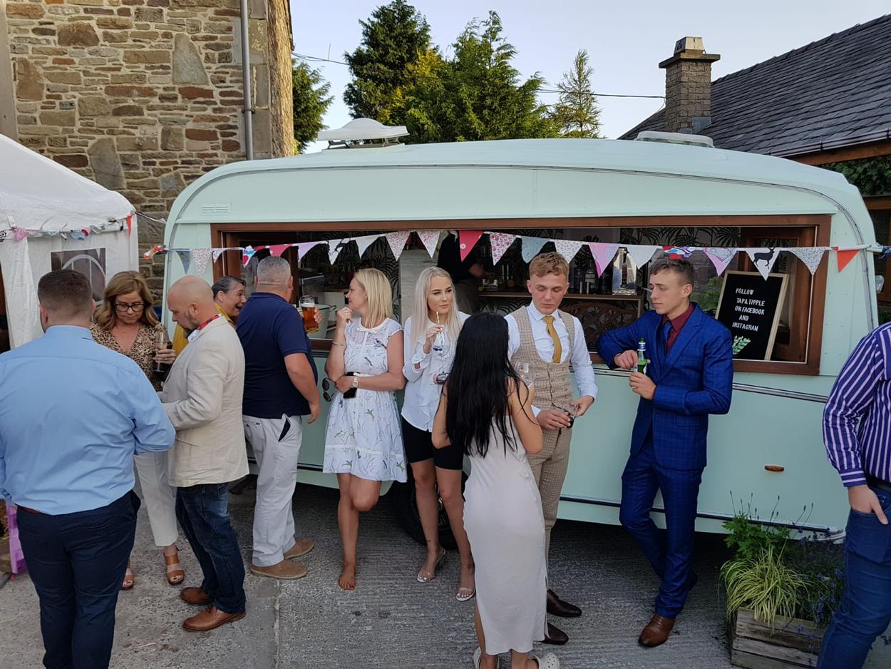 Pop Up Bar Hire in Cheshire and Lancashire