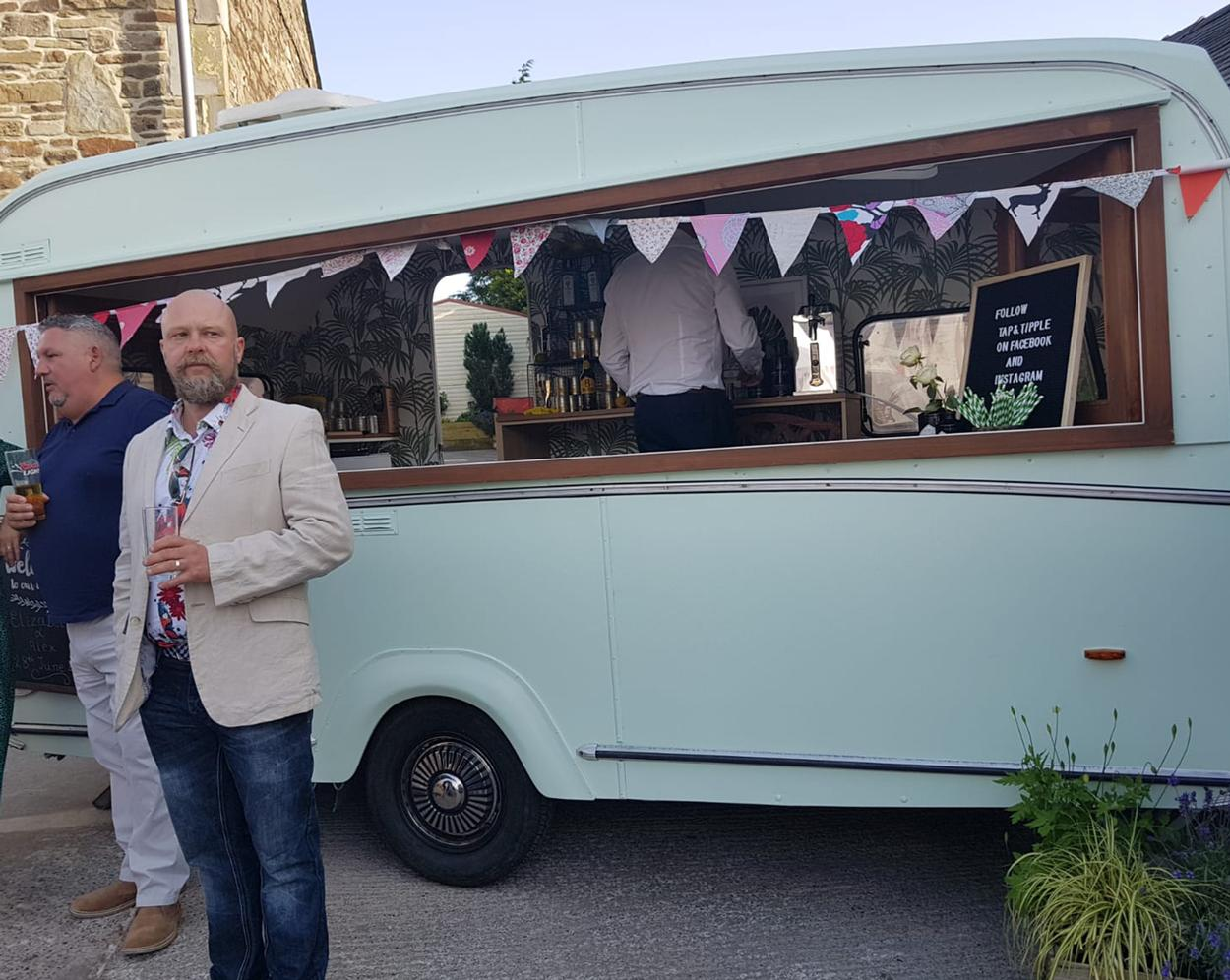 Wedding Bar Hire in Cheshire and Lancashire